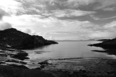 View from Elgol over Small Isles